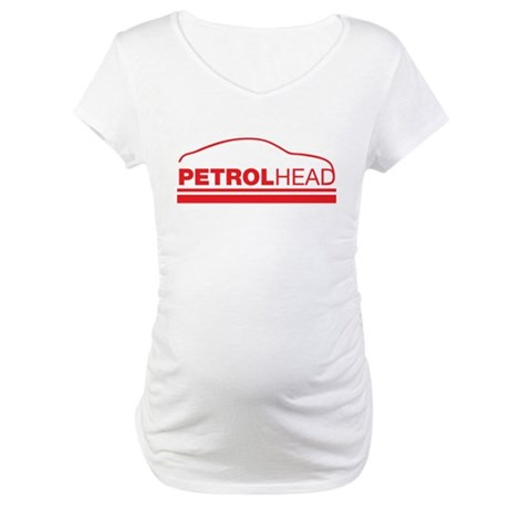 petrol head Maternity T-Shirt