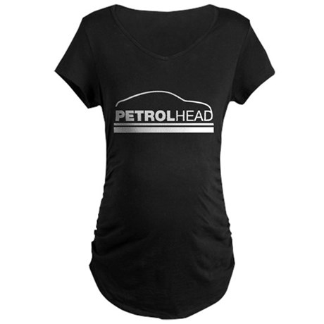 petrol head Maternity Dark T-Shirt