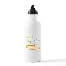 Tis for Trombone Water Bottle