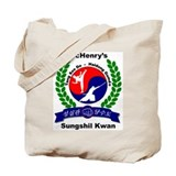 Funny Tang soo do Tote Bag