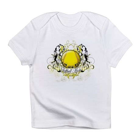 Softball Mom Infant T-Shirt