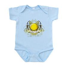 Softball Mom Infant Bodysuit