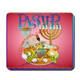 Passover Seder Mousepad