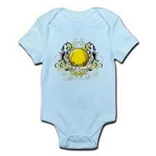 Softball Grandma Infant Bodysuit