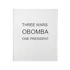 obomba Throw Blanket