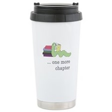 Books 4 life! Ceramic Travel Mug