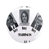New Stooges: Amendments 3.5&quot; Button (100 pack)