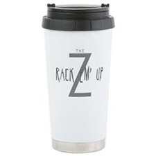 THE Z - Fun Stuff Ceramic Travel Mug
