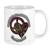Be Groovy Tie Dye Art Coffee Mug
