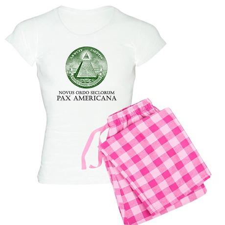 PAX AMERICANA Women's Light Pajamas