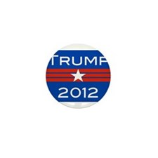 Cute Trump 2012 Mini Button (10 pack)