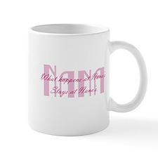 What Happens At Nana's -  Small Mug