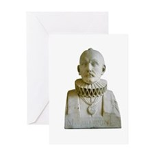 Michel de Montaigne Greeting Card
