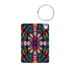 Colorful Funky Keychains