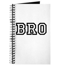 Bro College Letters Journal