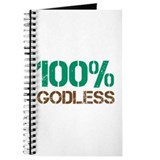 100% Godless Journal
