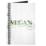 Vegan Green Organic Journal