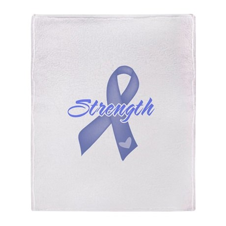 Strength Esophageal Cancer Stadium Blanket
