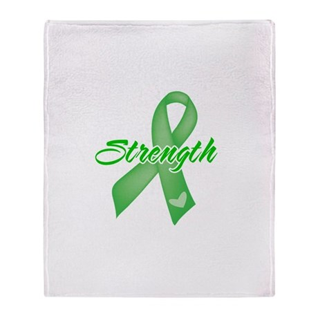 Strength - Bile Duct Cancer Stadium Blanket