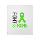 Hodgkin\'s lymphoma Fleece Blankets
