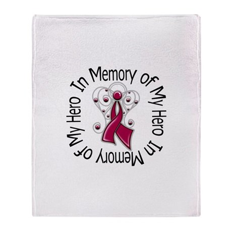 Myeloma In Memory Hero Stadium Blanket