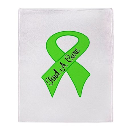 Find a Cure Non-Hodgkins Throw Blanket
