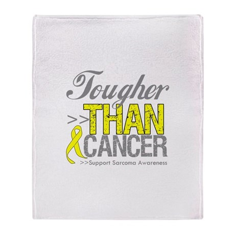 Tougher Than Cancer Stadium Blanket