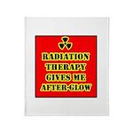 Radiation Therapy Throw Blanket