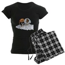 Wedding Dachshunds Dogs Pajamas