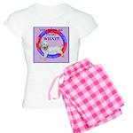 Agility Clumber Spaniel Women's Light Pajamas