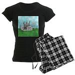 Agility Pause for the Cause! Women's Dark Pajamas
