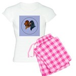 Dachshund Duo Women's Light Pajamas