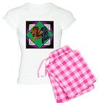 Dachshund Pair Women's Light Pajamas