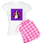 Adorable Basset Hound Women's Light Pajamas