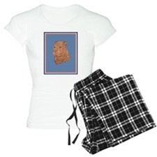 5 point red Sharpei Pajamas