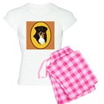 Australian Shepherd design Women's Light Pajamas