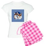 A Corgi Couple Women's Light Pajamas