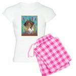 German Shorthair Pointer Women's Light Pajamas