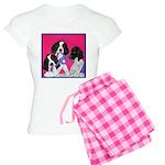 GSP Puppies Rule Women's Light Pajamas