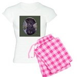 Flat Coated Retriever Women's Light Pajamas