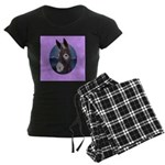 Donkey - Jack Ass Women's Dark Pajamas