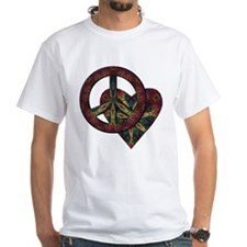 Tolerance Tie Dye Art Shirt