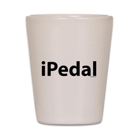 iPedal Shot Glass