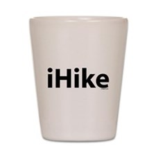 iHike Shot Glass