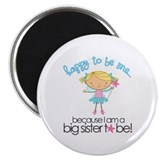 Blue Fairy Big Sister Magnet