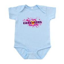 Cave Girl Infant Bodysuit