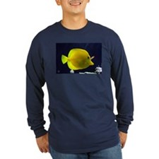 Yellow Tang Fish T