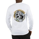 Gypsy Horses Rock Long Sleeve T-Shirt