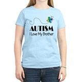 Autism I Love My Brother T-Shirt