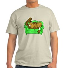 A Real Couch Potato T-Shirt